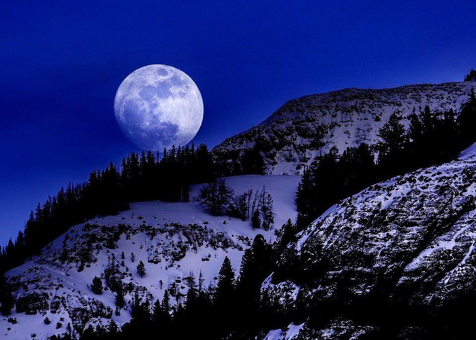 Super Luna.